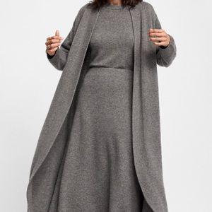 Zara Limited Edition 100% Cashmere Coat NWT